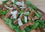 The Flavour Kitchen: Filllet of beef tagliata